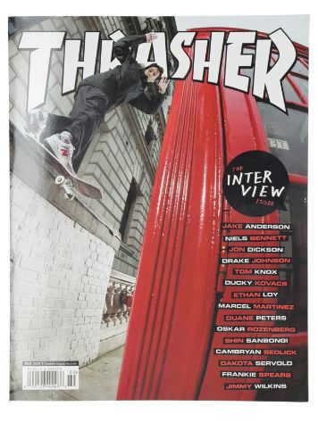 Thrasher 1Issues February 2020 Magazin