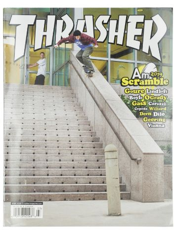 Thrasher 1Issues March 2020 Magazin