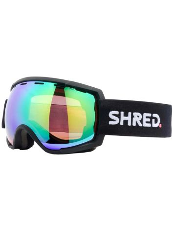 Shred Rarify Black Goggle