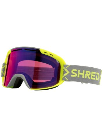 Shred Amazify Bigshow Yellow Goggle