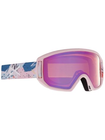 Anon Relapse Pastel Pink + MFI Goggle