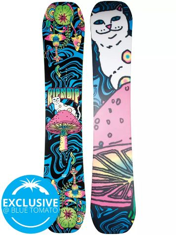 RIPNDIP Psychedelic 154 2021 Snowboard