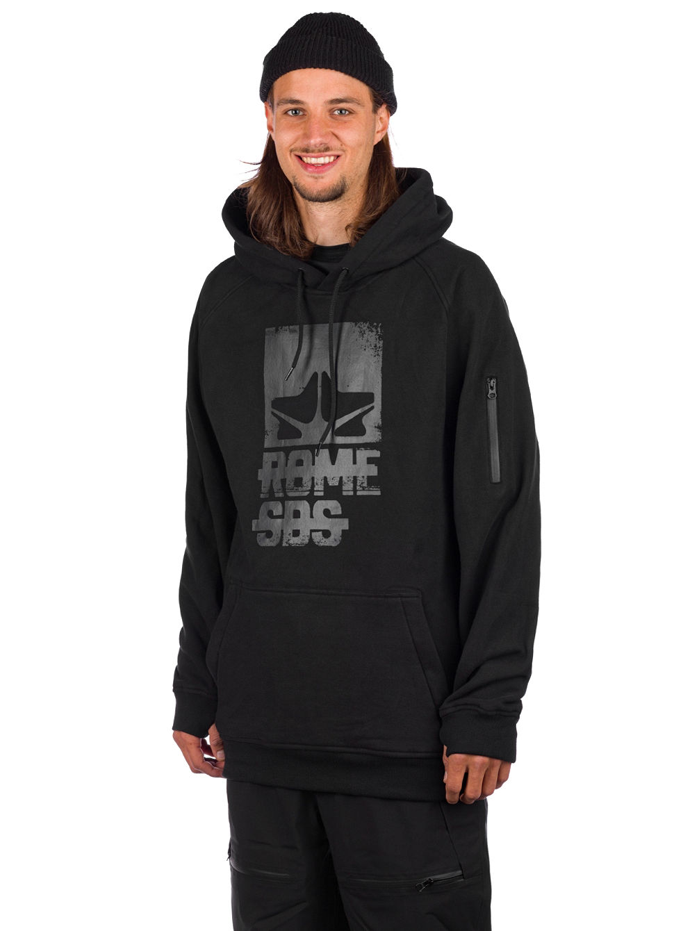 Riding Shred Hoodie