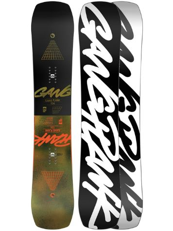 Rome Gang Plank 156 2021 Snowboard
