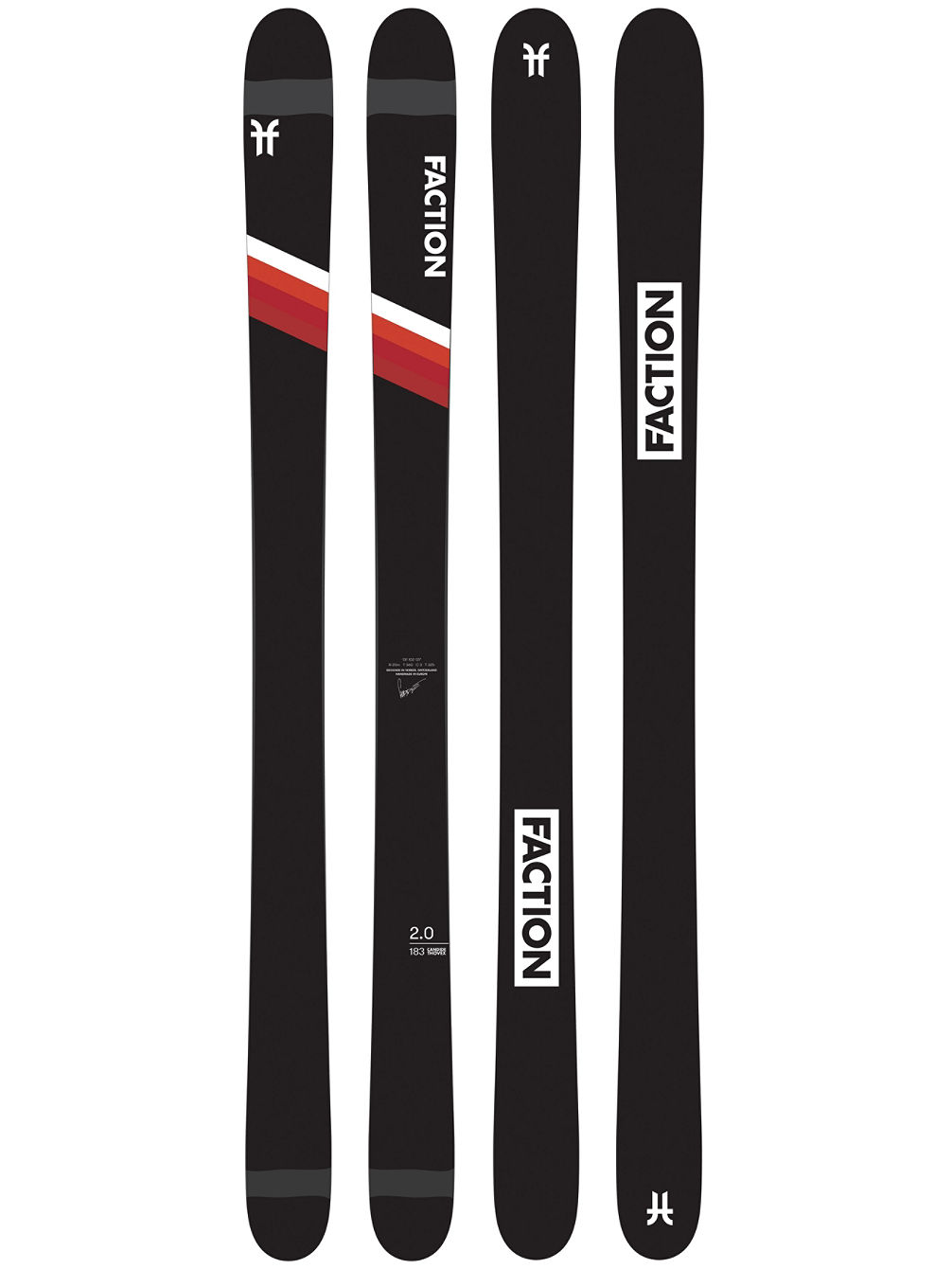 Candide 2.0 102mm 173 2021 Skis