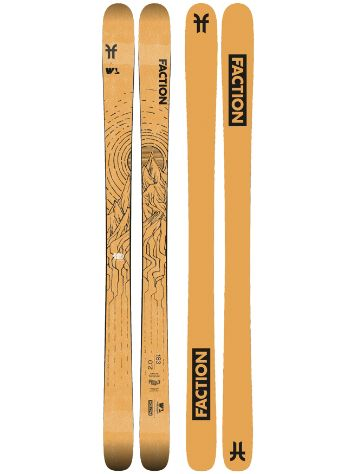 Faction Prodigy 2.0 Wells Lamont Collab 171 2021 Skis