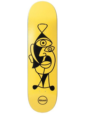 "Almost Youness Twisted R7 8.25"" Skateboard Deck"
