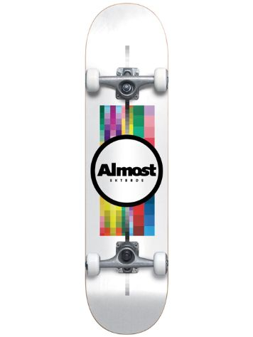 "Almost Pixel Flip 7.75"" Skateboard"