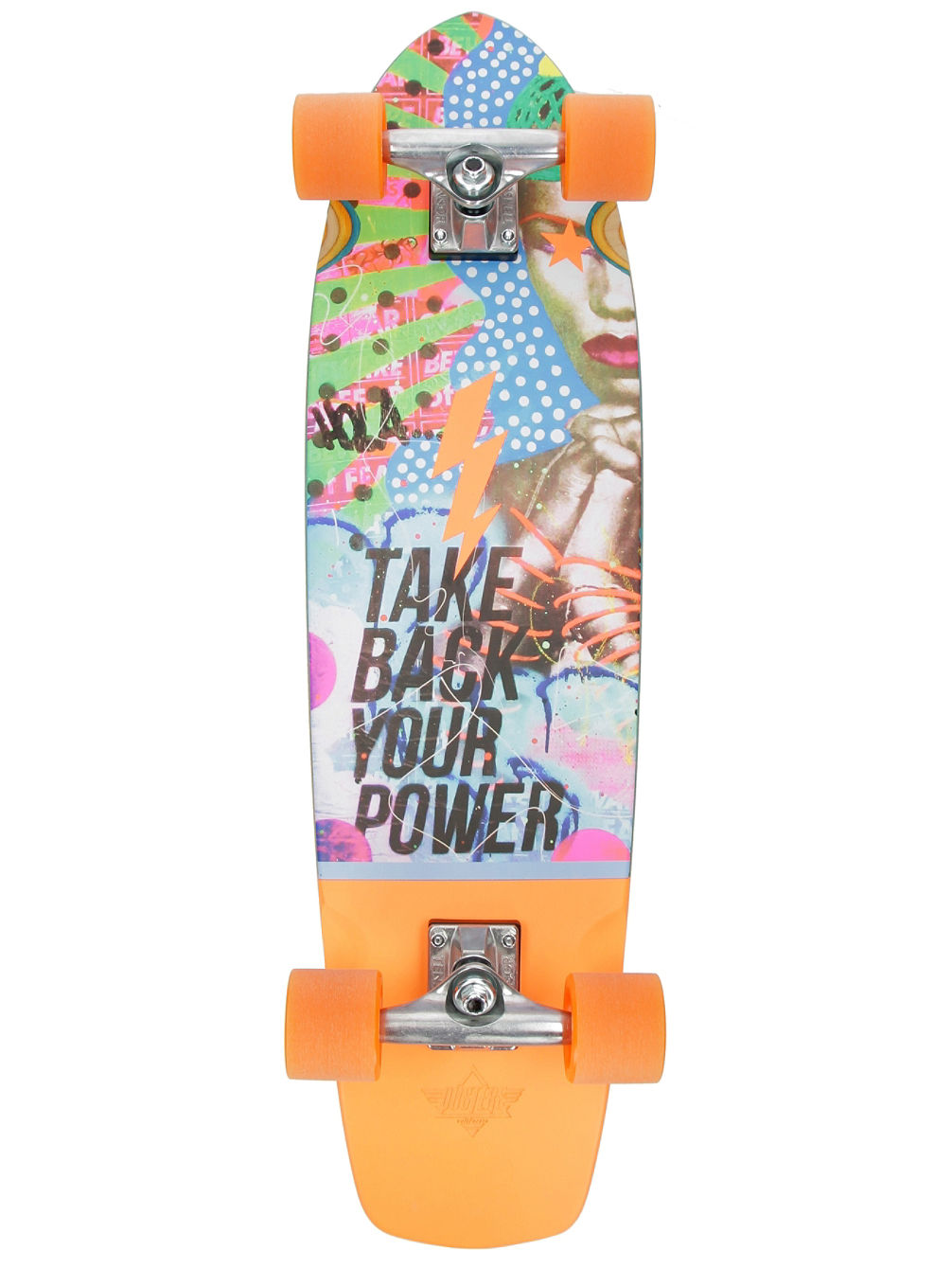 "Indie 184 Cruiser 31.0"" Skate Completo"