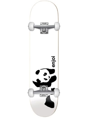 "Enjoi Whitey Panda FP 7.75"" Skateboard"