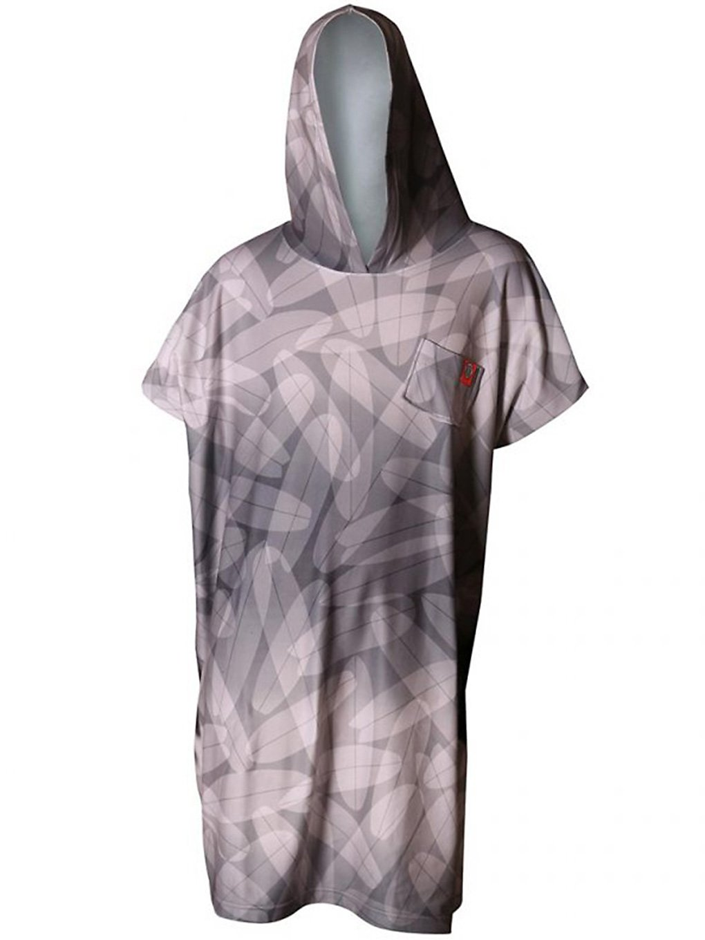 After Travel Bro Surf Poncho light grey