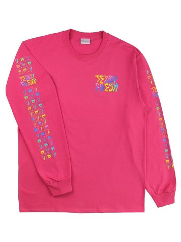 Teddy Fresh Acid Trip Longsleeve T-Shirt