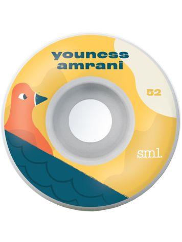 SML Toonies Youness Amrani 99a 52mm Hjul