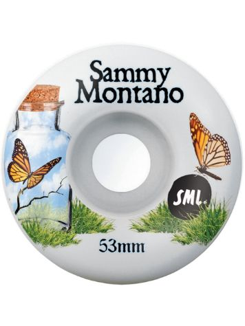 SML Delicate Series Sammy Montano 99a 53mm Roues