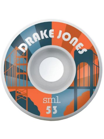 SML Drake Jones Bridges 99a 53mm Ruedas