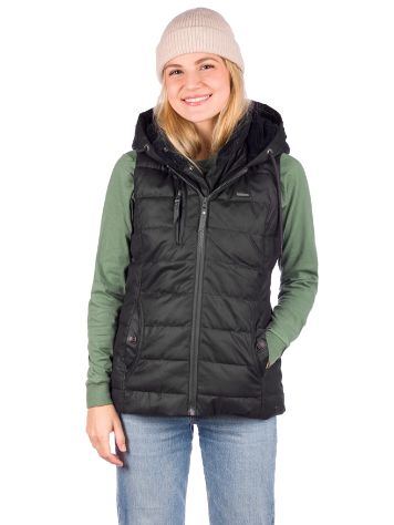 Mazine Shine Hooded Vest