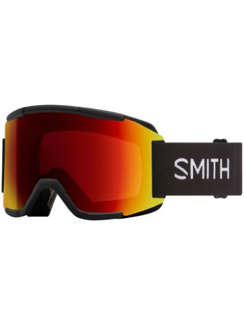 Smith Squad Black(+Bonus Lens) Skibriller