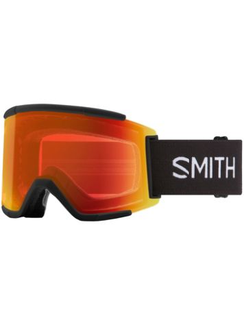 Smith Squad XL Black(+Bonus Lens) Briller