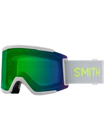 Smith Squad XL Sport White(+Bonus Lens) Skibriller