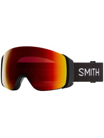Smith 4D Mag Black (+Bonus Lens) Goggle