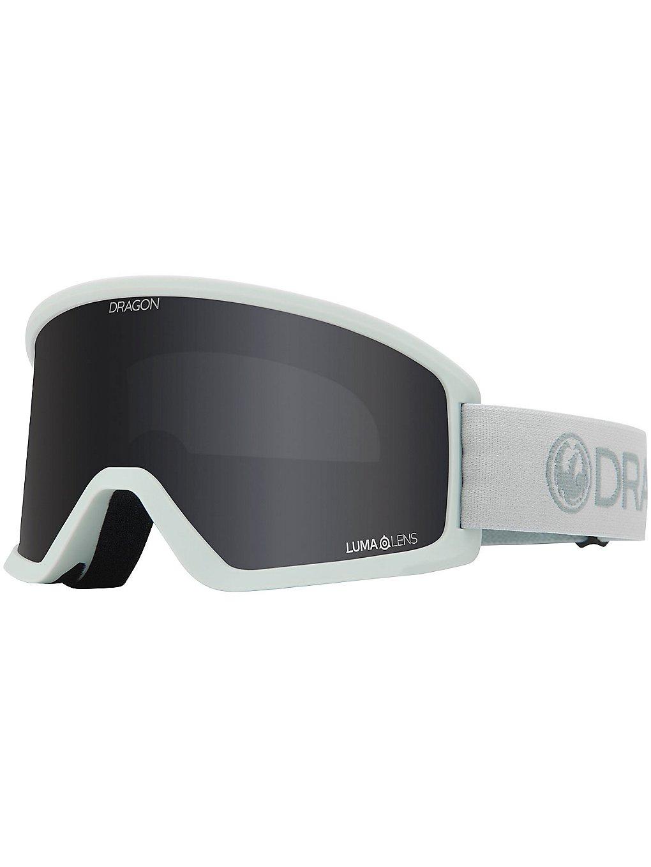 Dragon DX3 OTG Base Light Salt Goggle ll dark smoke