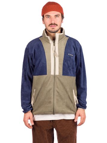 Columbia Back Bowl Zip Giacca