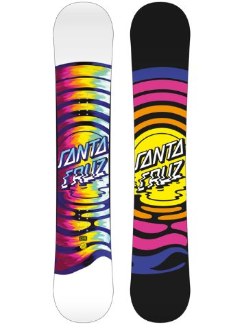 Santa Cruz Snowboards Reflection Dot 154 2021 Snowboard