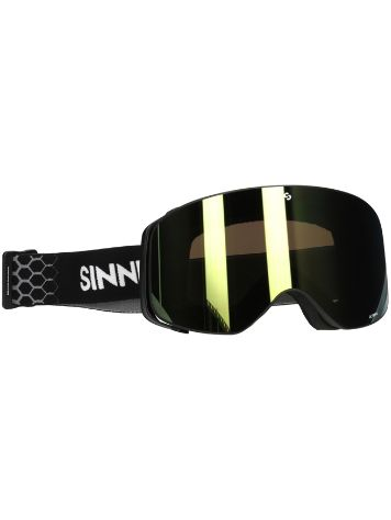 Sinner Olympia Matte Black Goggle