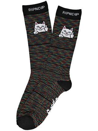 Peeking Nerm High Socks