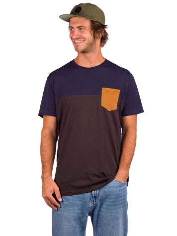 Iriedaily Block Pocket T-Shirt