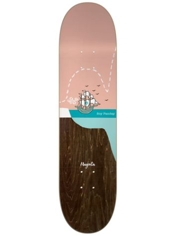 "Magenta Soy Panday Dreamer 8.125"" Skateboard deck"
