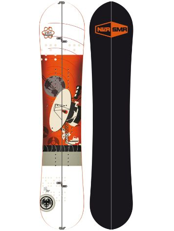 Never Summer Atom 160 X 2021 Splitboard