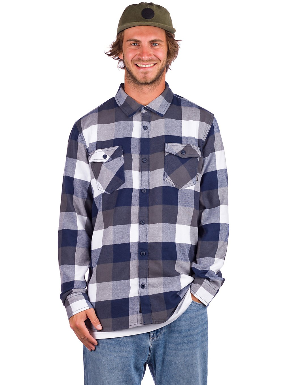 Vans Box Shirt dress blues