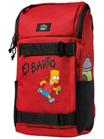 Vans The Simpsons Obstacle Rucksack