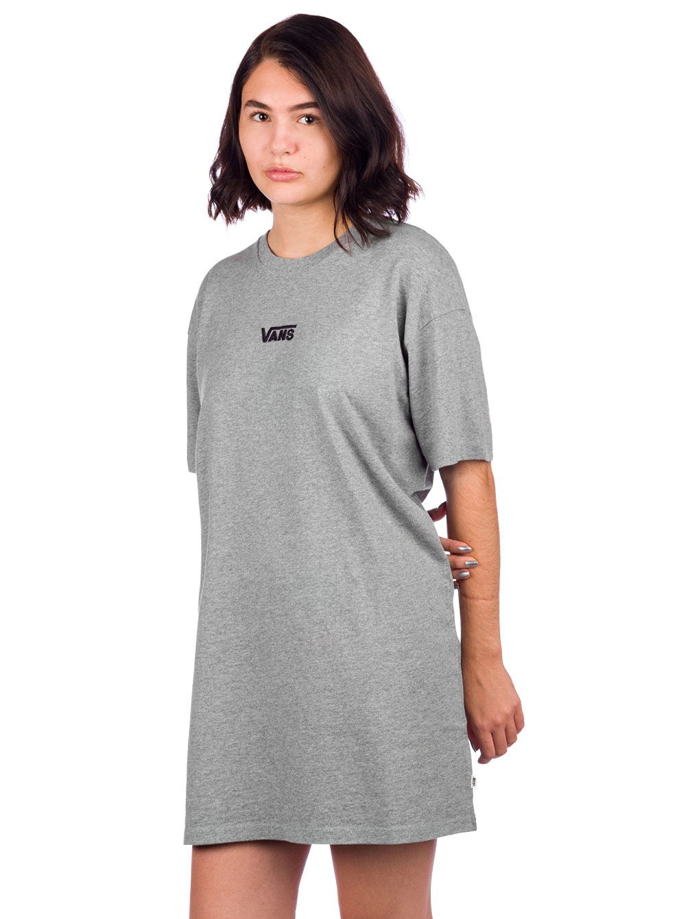 Center Vee Tee Robe