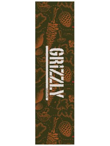 Grizzly Foliage Stamp Griptape