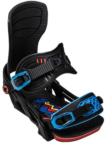 Bent Metal Axtion 2021 Fijaciones Snowboard