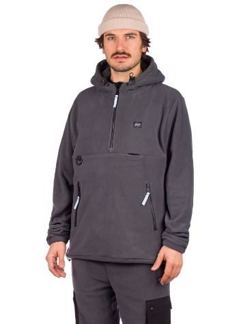 The Bakery Hoth Fleece Halfzip Sudadera con Capucha