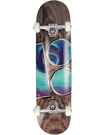 "Plan B Team Shine 8.0""x31.85"" Skateboard complet"