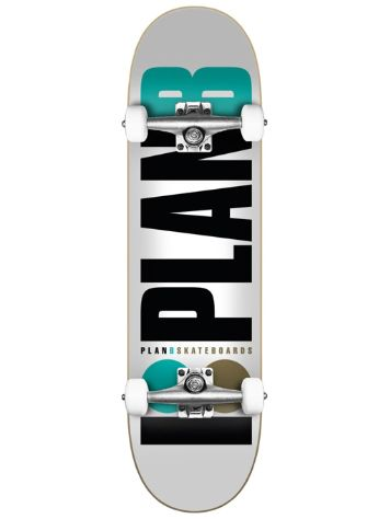 "Plan B Team Og 7.75""x31.6"" Skateboard"