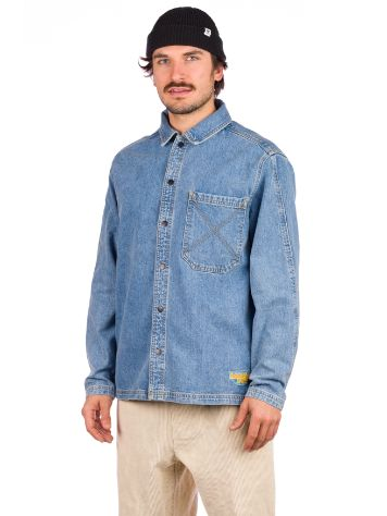 Homeboy CLOUDWORKER Hybrid Denim Jacke