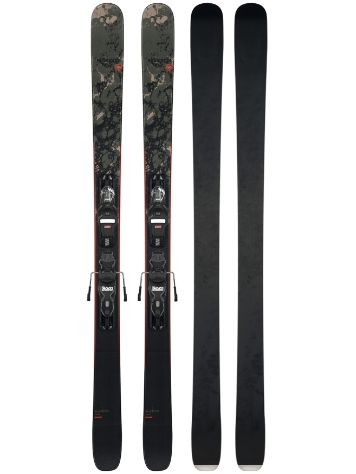 Rossignol Blackops Smasher 180 + Xpress 10 GW Ski Set