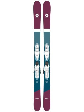Rossignol Trixie 80mm 148 + Xpress 10 GW 2021 Freeski-Set