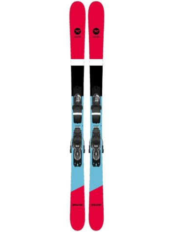Rossignol Sprayer 138 + Xpress 10 GW RTL Ski Set 2021