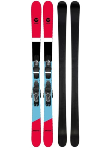 Rossignol Sprayer 80mm 168 + Xpress 10 GW RTL 2021 Freeski-Set