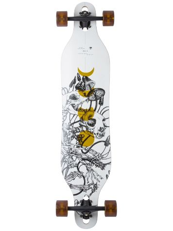 "Arbor Bamboo Axis 40"" Longboard Completo"