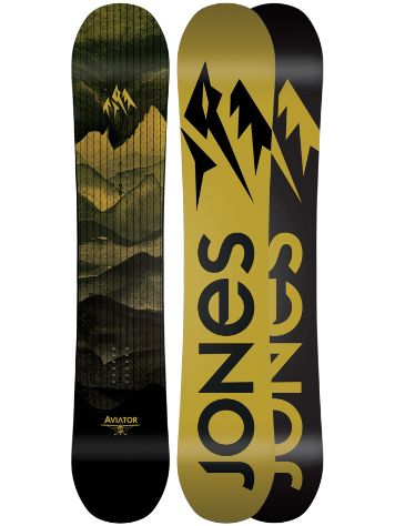 Jones Snowboards Aviator 158 Snowboard 2021