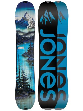 Jones Snowboards Frontier 158W Splitboard