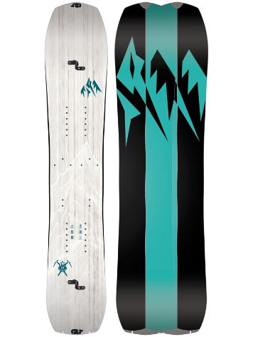 Jones Snowboards Solution 152 2021 Splitboard