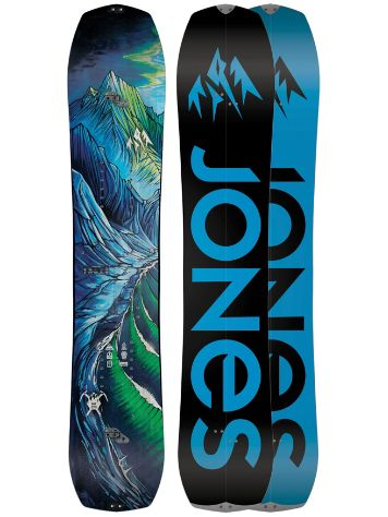Jones Snowboards Solution 142 Splitboard 2021 Snowboard